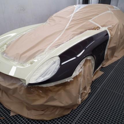 ATLC Hannover - Ferrari Lackieren